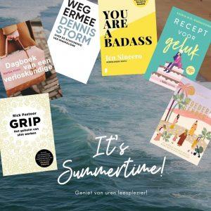 6 X Boekentips voor deze zomer (2020)