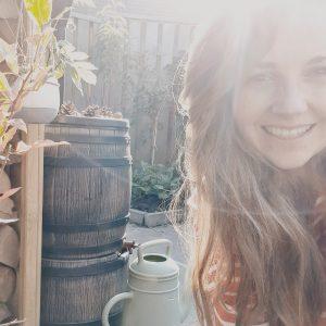 Genieten van groei, het buitenleven en de herfst